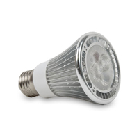 Växtlampa Standard 6W, 60grader-Tilläggsbelysning för växter inomhus