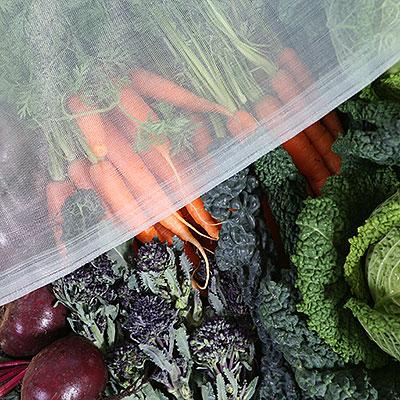 Skydd och täckmaterial för växter och odling