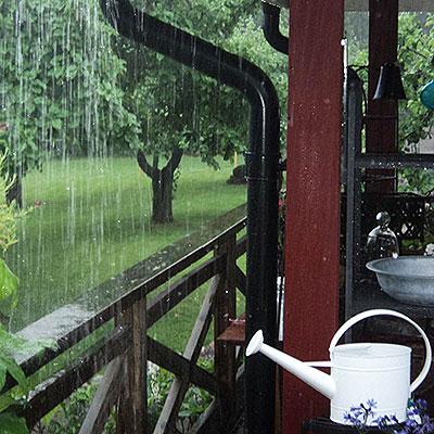 Vattna och bevattna i trädgård och inomhus