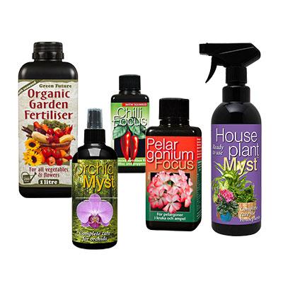 Växtnäring och växtgödning