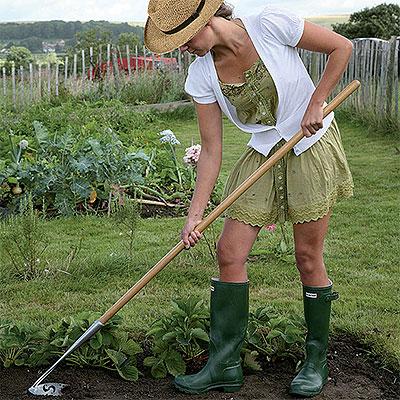 Handredskap för bekämpning av ogräs