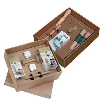 Paketerbjudanden med odlingsprodukter